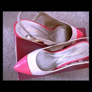 DressBarn slingback  heels (Wide)